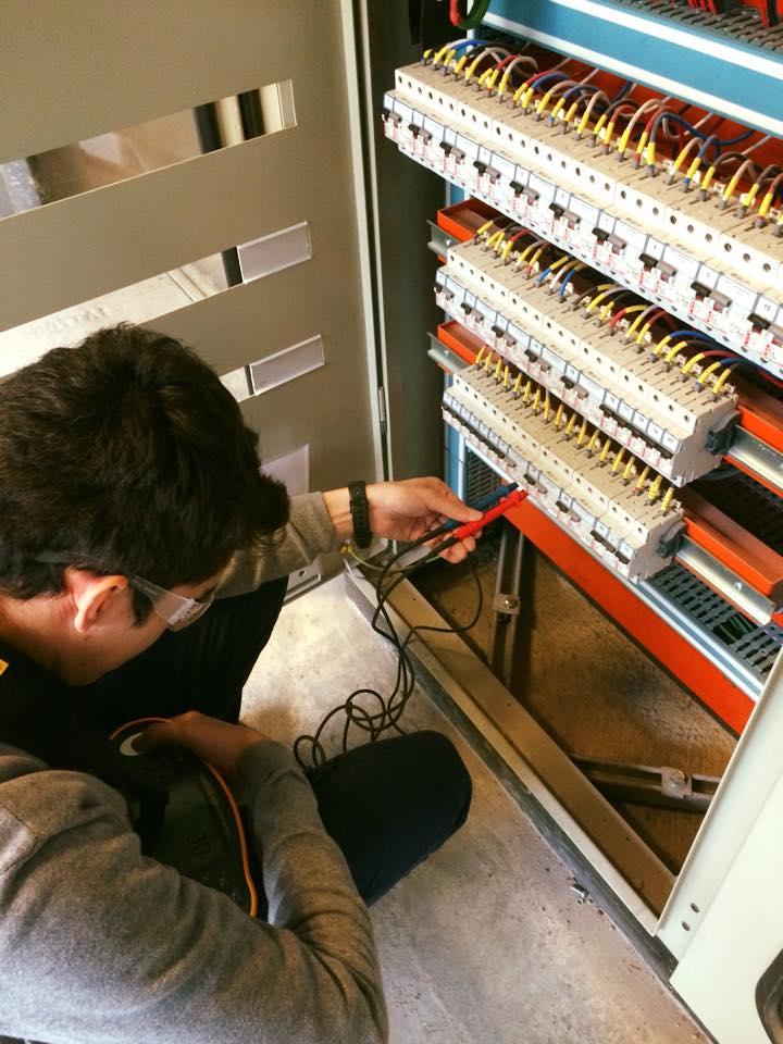 medicion electrica