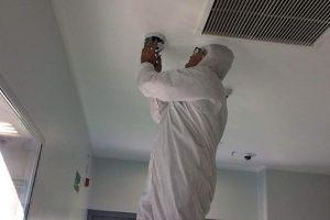 CCTV en Laboratorio Chile